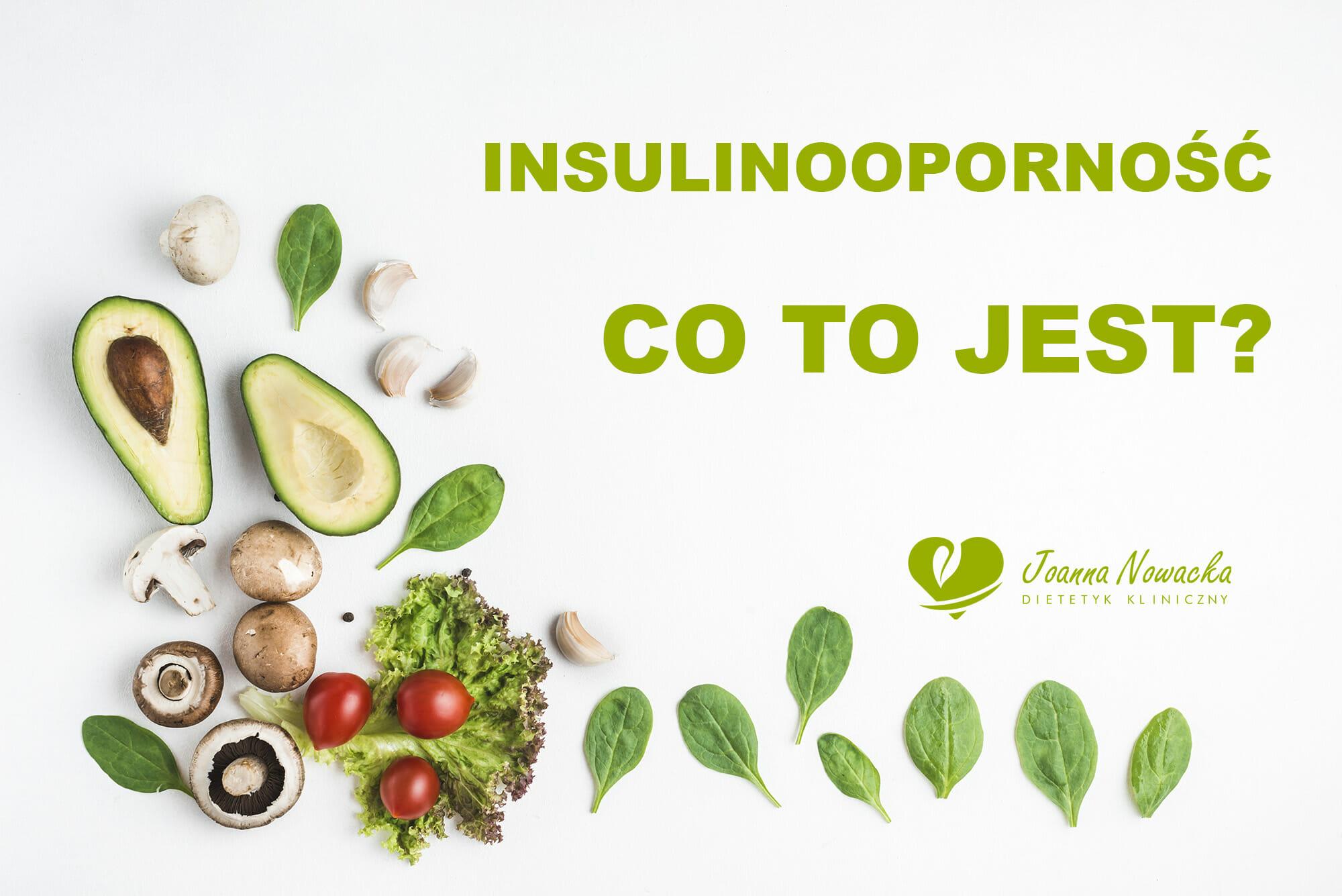 insulinooporność objawy
