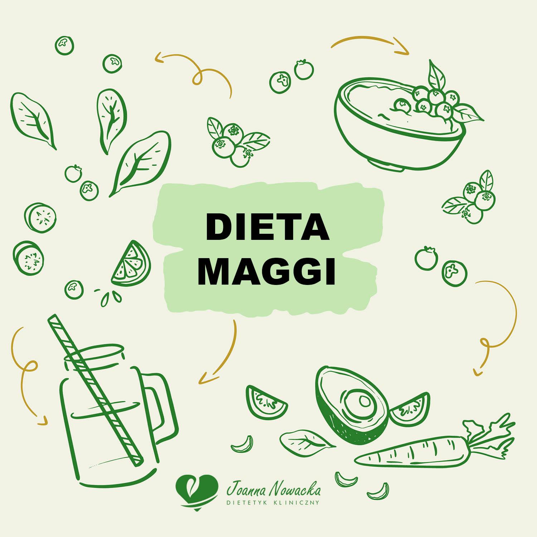dieta maggi